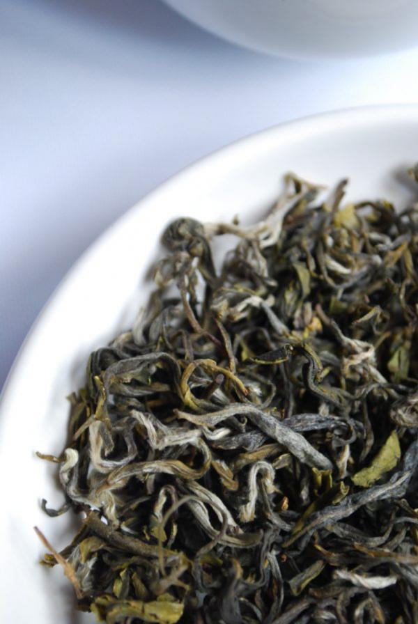 gedroogde losse thee